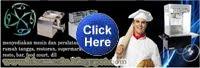 Mesin Dan Peralatan Rumah Tangga, Dapur, Food Court, Restaurant , Supermarket, dll