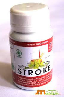 Obat herbal stroke ampuh