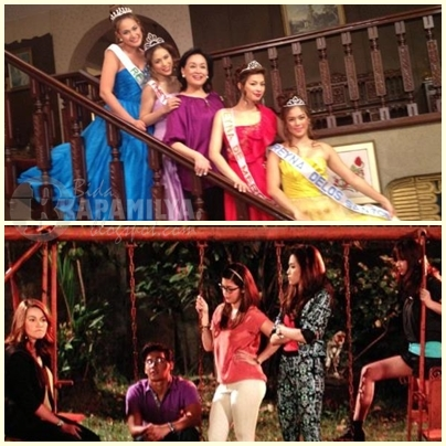 Angel, Bea, Toni, Shaina - Four Sisters and A Wedding with Enchong Dee and Ms. Coney Reyes