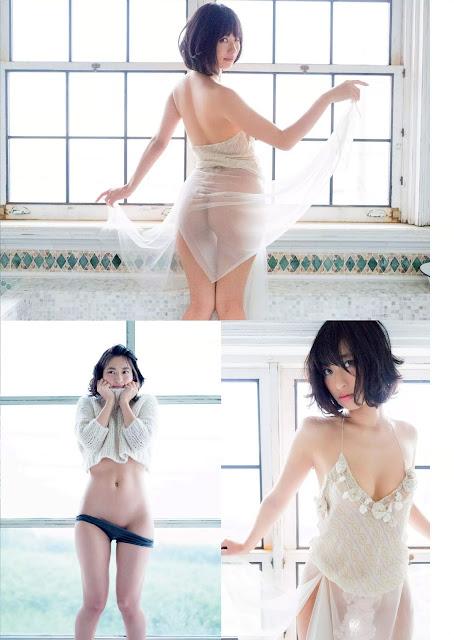 Kuramochi Yuka 倉持由香 Weekly Playboy No 5 2016 Pics 2
