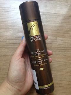 Oscar Blandi Dry Conditioner Spray