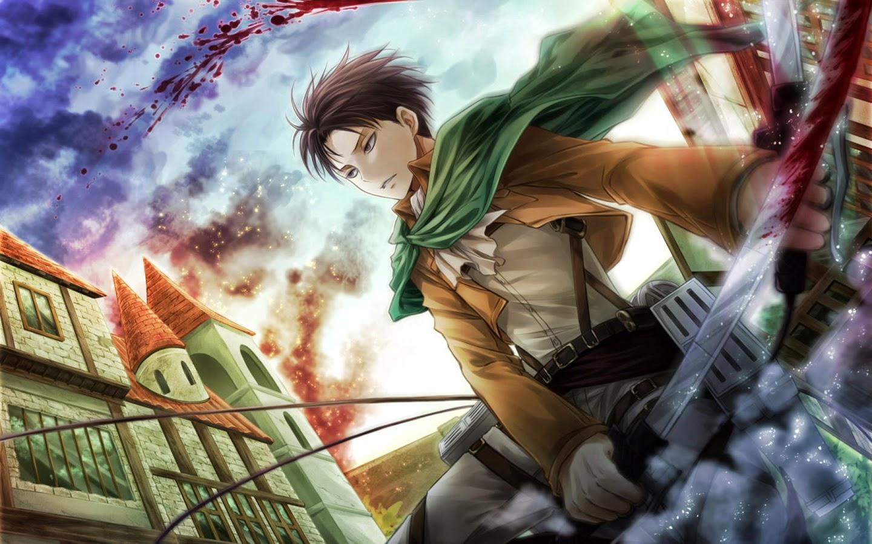 Captain Levi Wallpaper Levi rivaille attack on titan