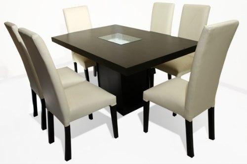Decorando dormitorios fotos de sillas de comedor minimalista for Fotos muebles minimalistas