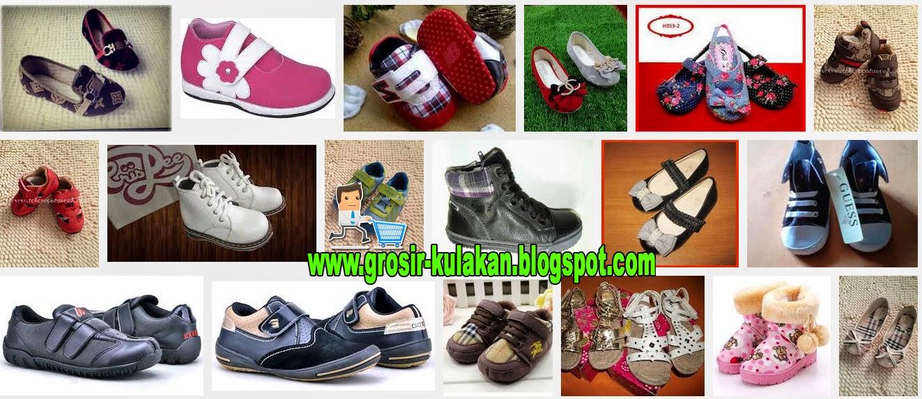 Distributor Sepatu Anak Branded