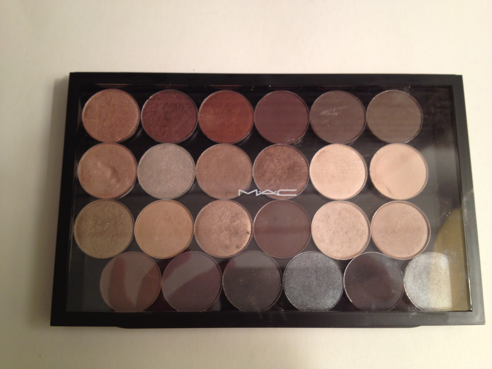 Nycmakeuplover Newly Released Mac Pro Palettes