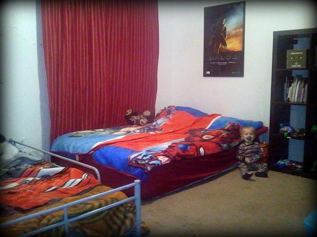 meet virginia how to declutter a room fast. Black Bedroom Furniture Sets. Home Design Ideas