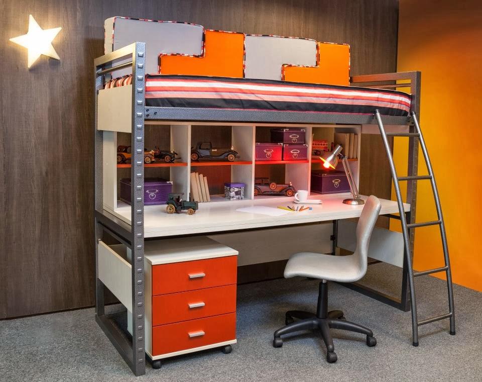Muebles juveniles for Muebles juveniles