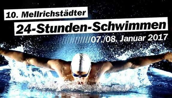24 Std. Schwimmen Mellrichstadt