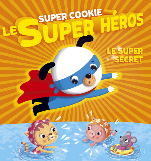 Le Super secret de Super Cookie