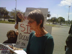 VIDEO..The White Face of the Black Militant UHURU GROUP in St Pete Fl is Penny Hess