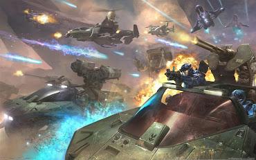 #5 Halo Wallpaper