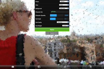 Textify, pretvorite slike u tekstualne portrete