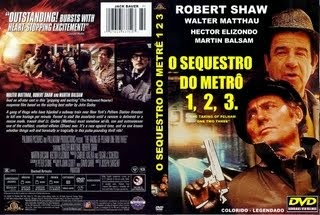 O SEQUESTRO DO METRÔ 1, 2, 3  - ( 1974)