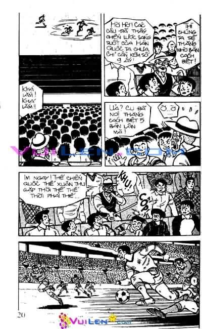 Jindodinho - Đường Dẫn Đến Khung Thành III  Tập 17 page 20 Congtruyen24h