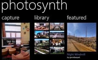 Aplikasi Photosynth Hadir di Windows Phone 8