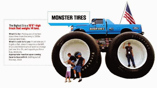 Monster Tires