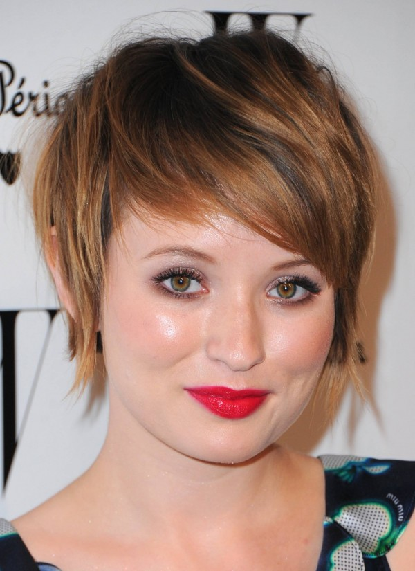 Latest Fashion Trend Girls Short Hair Styles 2012