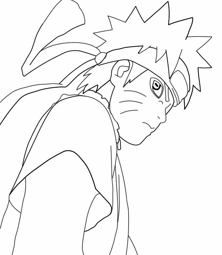 imagens para colorir e imprimir do naruto shippuden - Desenhos De Naruto Shippuden AZ Dibujos AZ Colorir