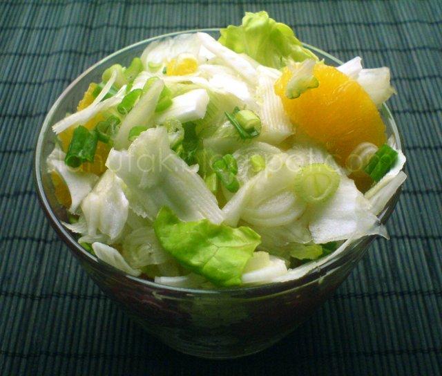 Salata od komorača i naranči (C) Enola Knezevic 2012
