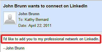 inviting people to connect on LinkedIn, LinkedIn invitation to connect, how to invite someone to connection on LinkedIn, inviting a stranger to connect on LinkedIn,