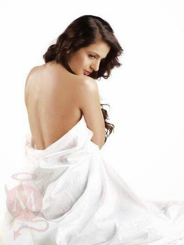 Amisha Patel Backless
