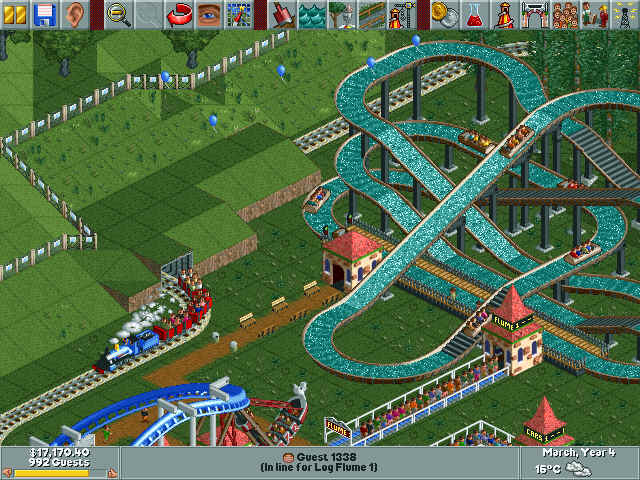 Free Rollercoaster Glue 3 Download Full Version
