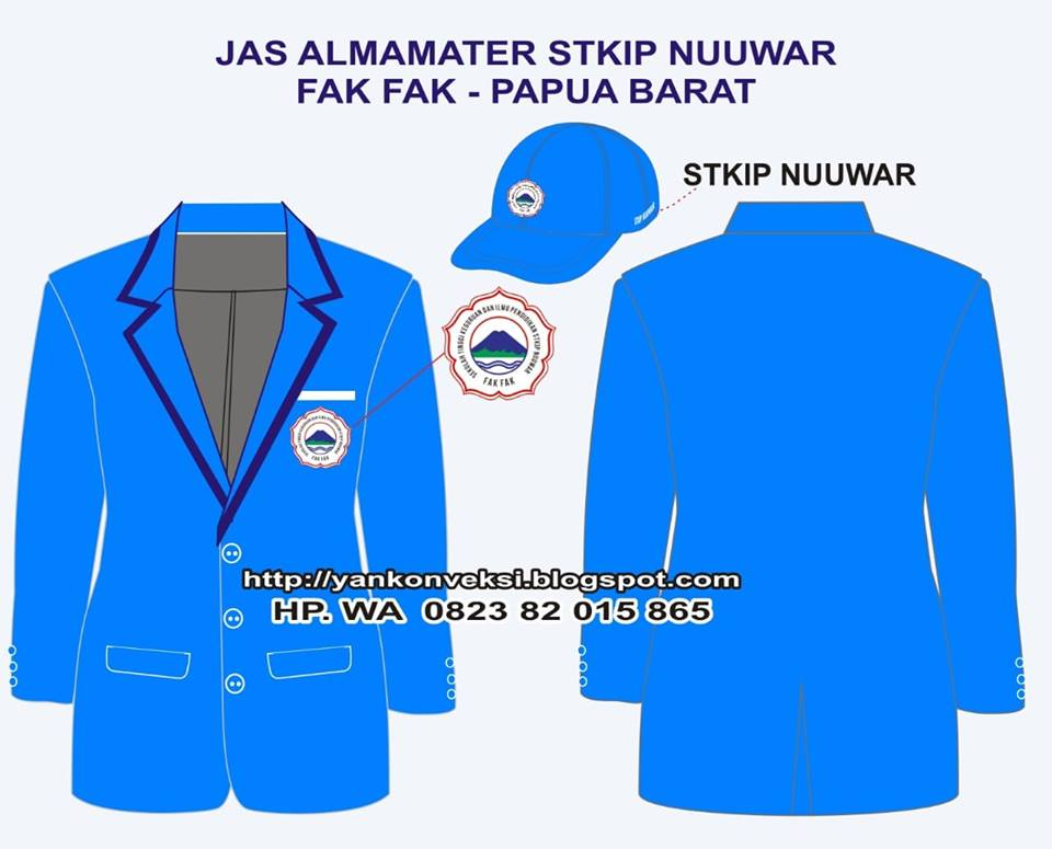 JAS ALMAMATER STKIP NUUWAR