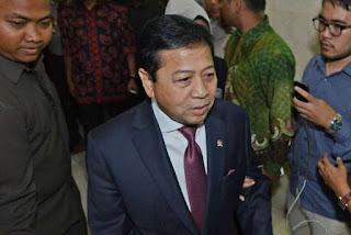 Setya Novanto Akhirnya Mundur Dari Ketua DPR