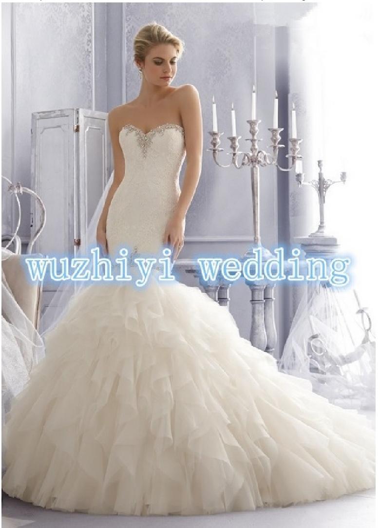 Comprar Vestido De Novia Online Barato En Aliexpress Y