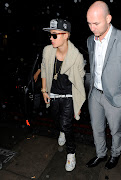 Justin Bieber Celebrates His 19th Birthday (justin bieber out on birthday )