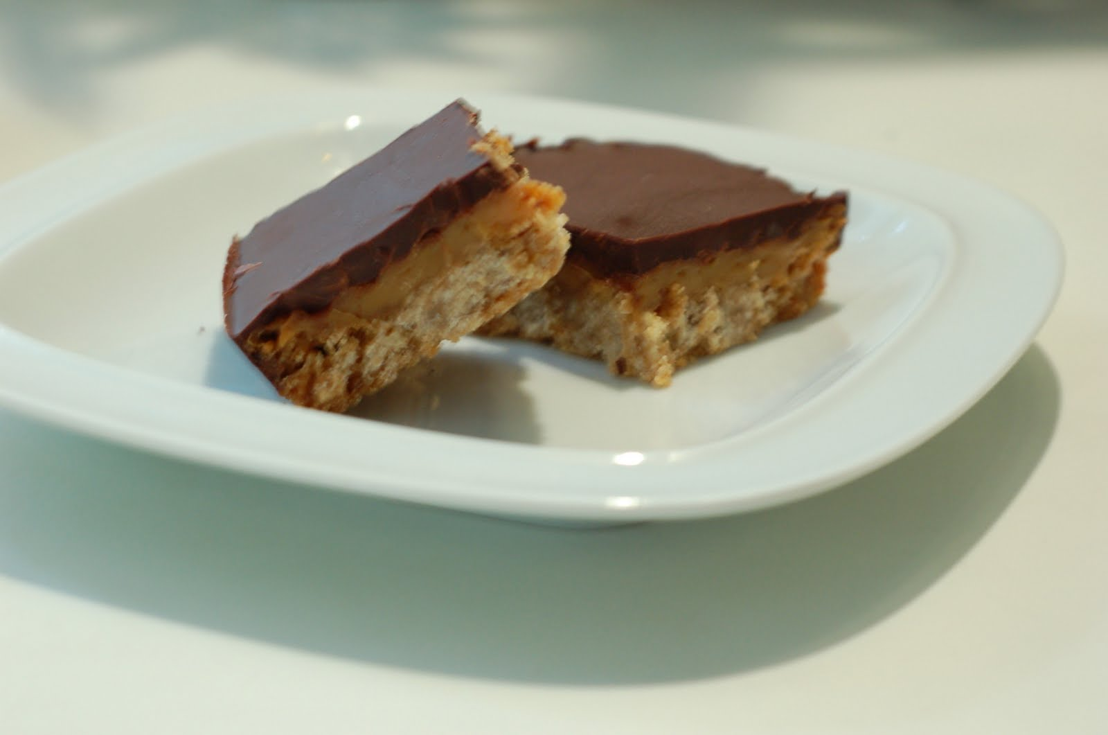 feast with bron: Chocolate Caramel Slice