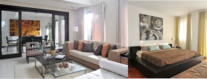 Dream house in the philippines dmci best modern house for Top interior design company philippines