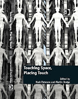 Touching Space book cover
