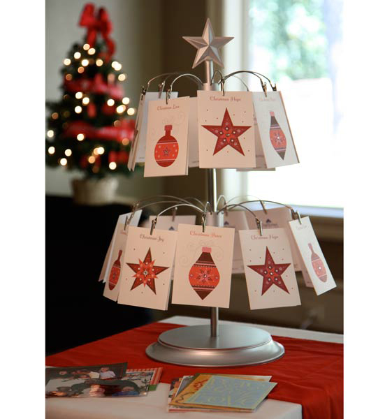 ♕♕Christmas card holder ♕♕ for Uncle , Aunty , Colleagues and ...