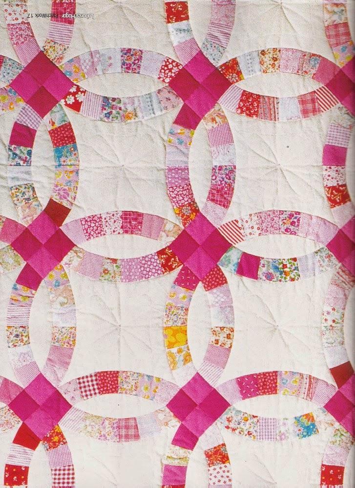 Como hacer colcha en patchwork revistas de manualidades for Como hacer patchwork