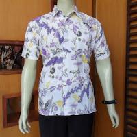 Model Baju Batik Pria keren