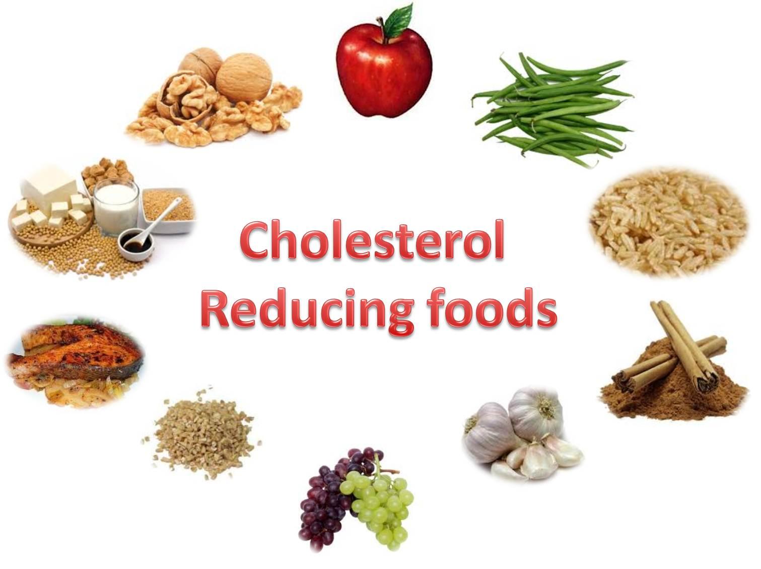 Healthy Cholesterol Free Foods