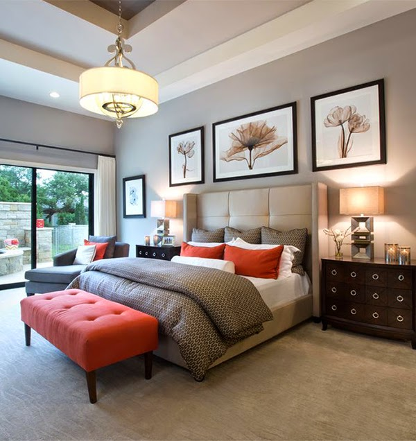 Decorating Ideas for the Masters Bedroom