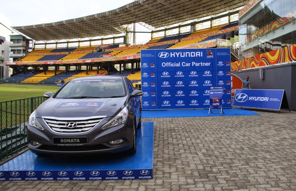 Hyundai Car Cricket World Cup 2015