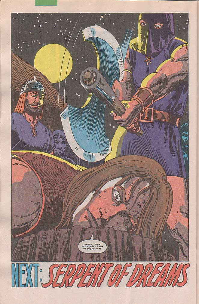 Conan the Barbarian (1970) Issue #236 #248 - English 23