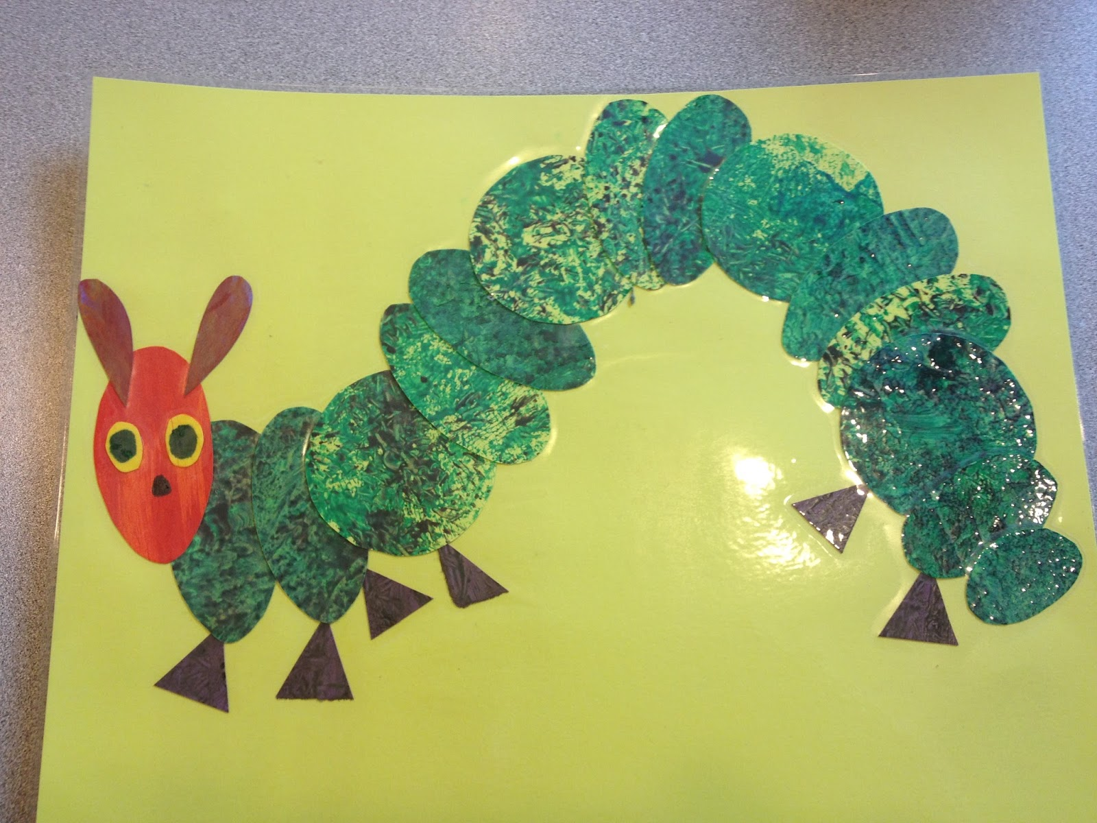 Cool Very Hungry Caterpillar Wall Art Photos - The Wall Art ...