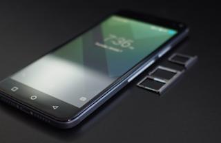 bluboo xfire 2 triple sim android device