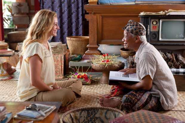 Ketut Liyer on Eat Pray Love movie