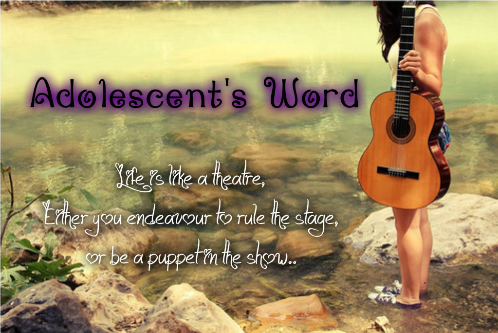 Adolescent's Words