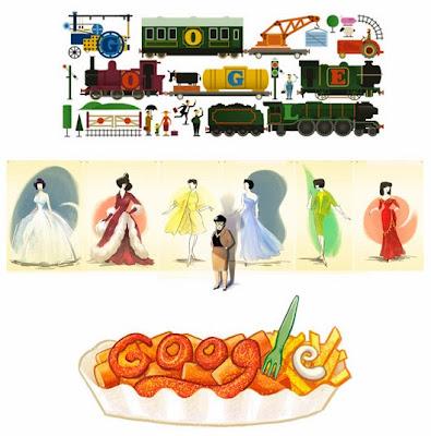 Doodles variados del 2013