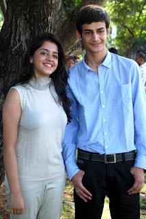 Casts of Film 'Yeh Khula Aasmaan' flew kites