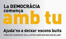 CATALUNYA: ELECCIONS MUNICIPALS I AUTONÒMIQUES »