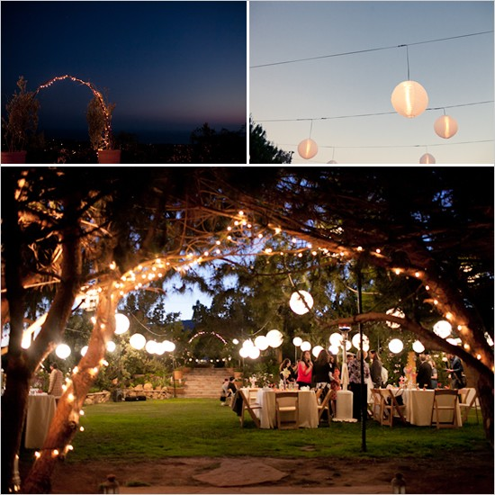 Wedding Reception Lighting Ideas