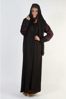 Saudi Arabian Abaya Collection