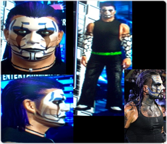 Jeff Hardy aka 'The Charismatic Inigima' might just be the king of the